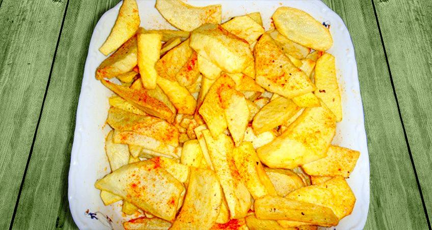 Как сделать картошку во фритюрнице 89